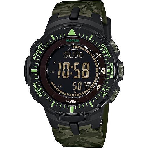 photo: Casio Pro Trek PRG-300CM compass watch