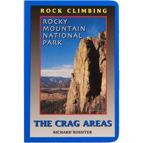 AlpenBooks Rock Climbing Rocky Mountain National Park - The Crag Areas