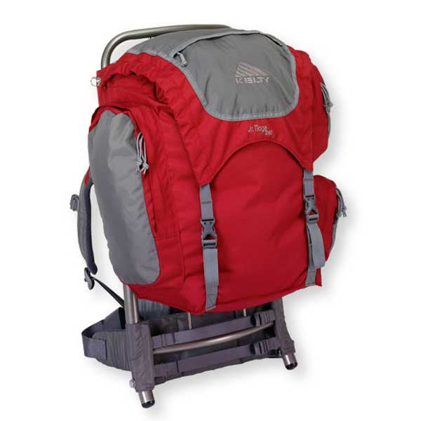 photo: Kelty Junior Tioga external frame backpack