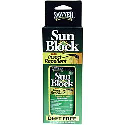 Sawyer Premium Sunblock with Insect Repellent