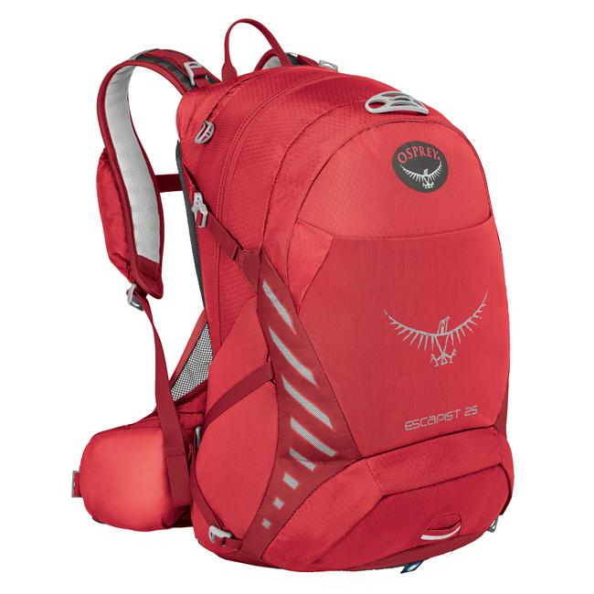photo: Osprey Escapist 25 daypack (under 2,000 cu in)