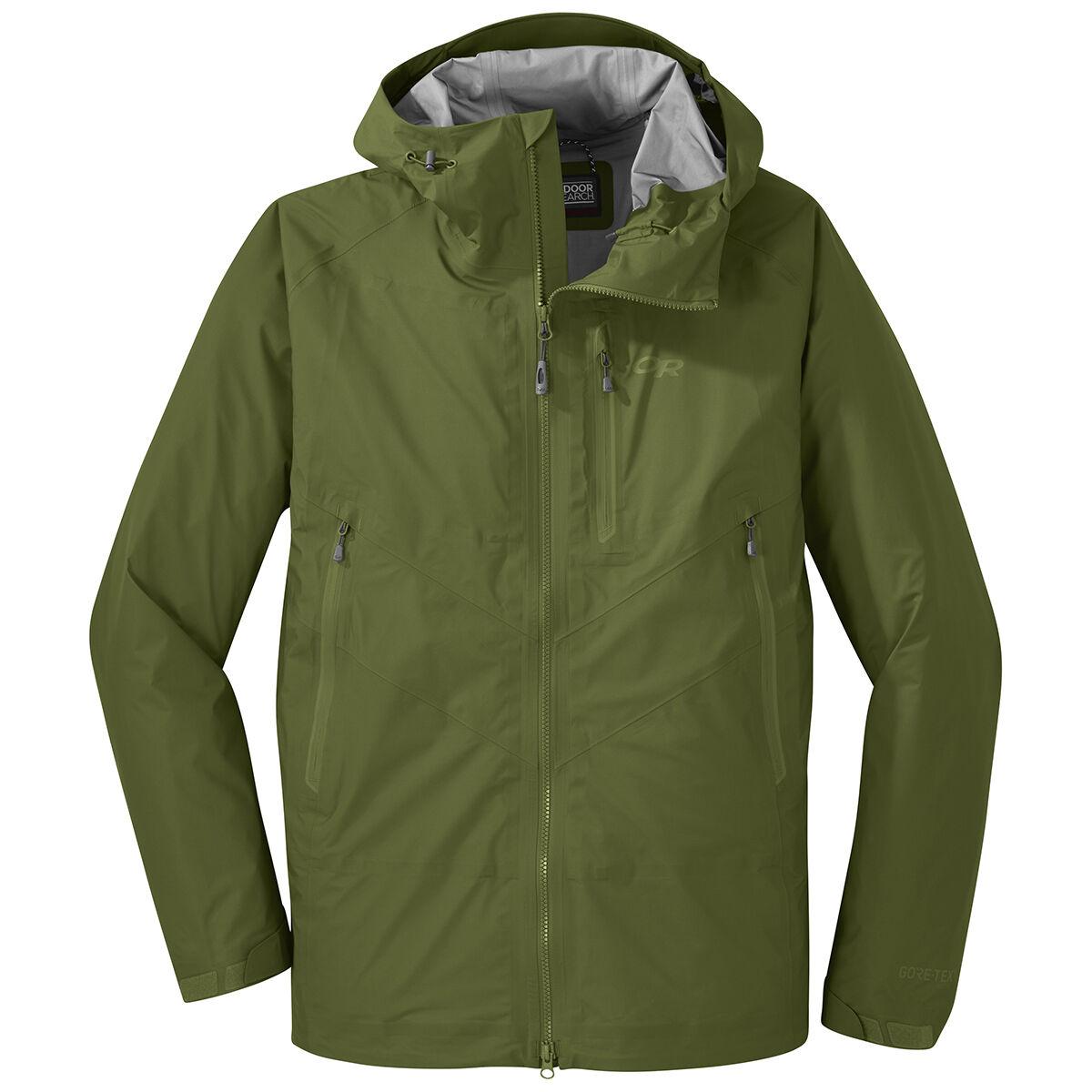 photo: Outdoor Research Men's Optimizer Jacket waterproof jacket