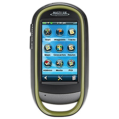 photo: Magellan eXplorist 610 handheld gps receiver