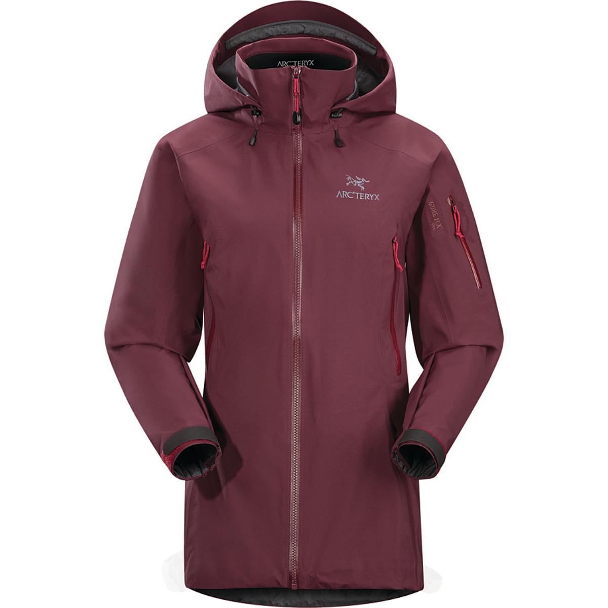photo: Arc'teryx Women's Theta AR Jacket waterproof jacket