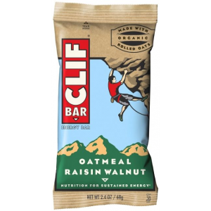 Clif Oatmeal Raisin Walnut Bar