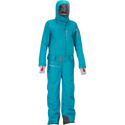 photo: Salomon Psychic One Piece synthetic insulated suit
