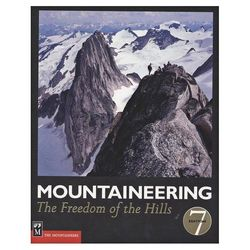 photo of a The Mountaineers Books skills book