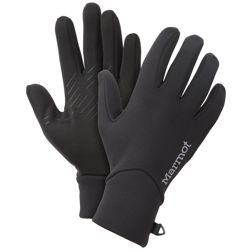 photo: Marmot Women's Connect Stretch Glove fleece glove/mitten