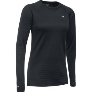 photo: Under Armour Women's Base 4.0 Crew base layer top