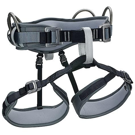 photo: Black Diamond Focus Speed sit harness