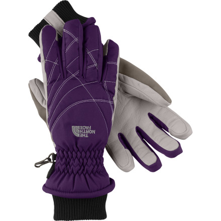 photo: The North Face Purr Fect Glove insulated glove/mitten