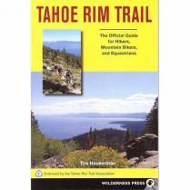 photo: Wilderness Press Tahoe Rim Trail us pacific states guidebook