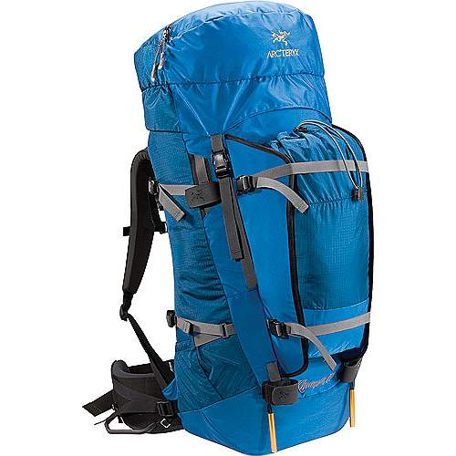 photo: Arc'teryx Khamsin 70 expedition pack (70l+)