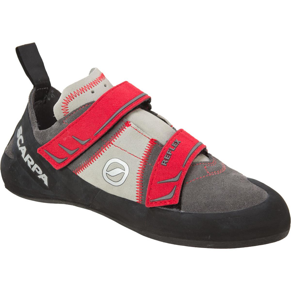 photo: Scarpa Reflex climbing shoe