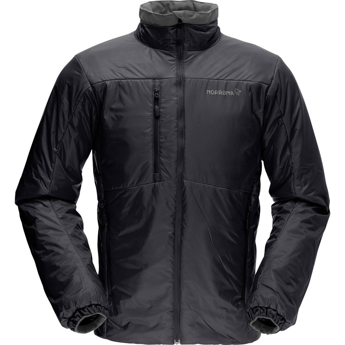 photo: Norrona Lyngen Primaloft60 Jacket synthetic insulated jacket