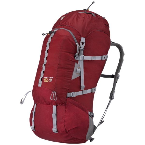 photo: Mountain Hardwear Kanza 55 weekend pack (3,000 - 4,499 cu in)