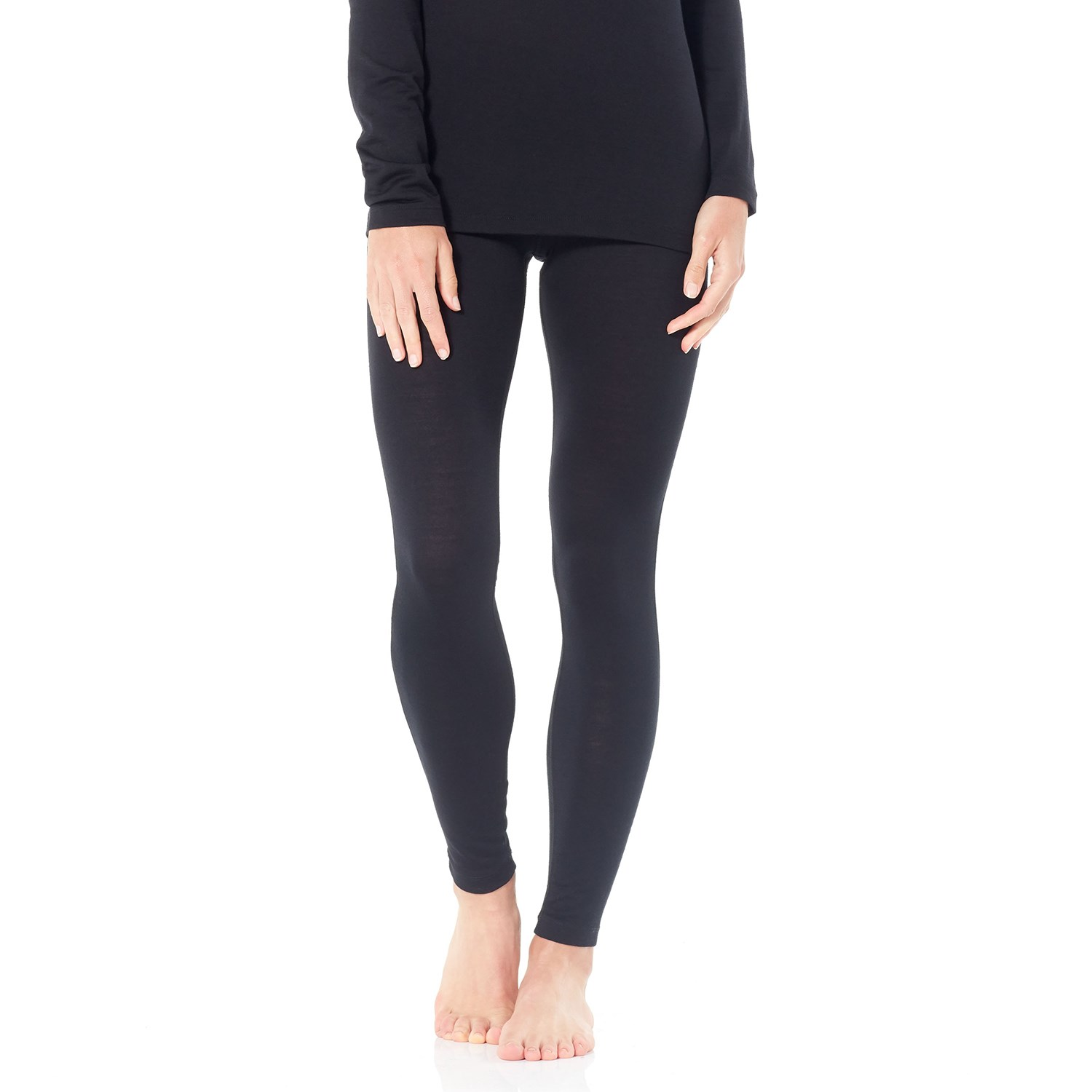 photo: Icebreaker Women's Oasis Leggings base layer bottom