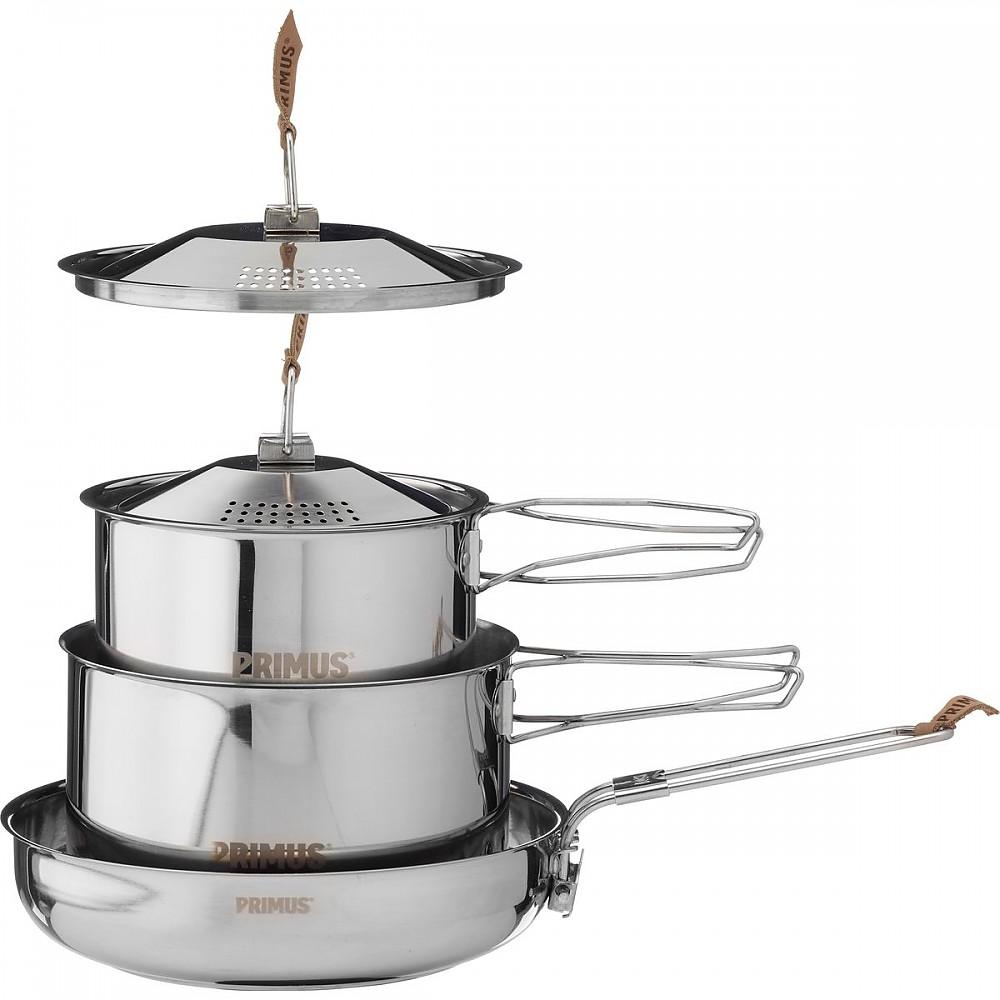 photo: Primus CampFire Cookset S/S - Small pot/pan