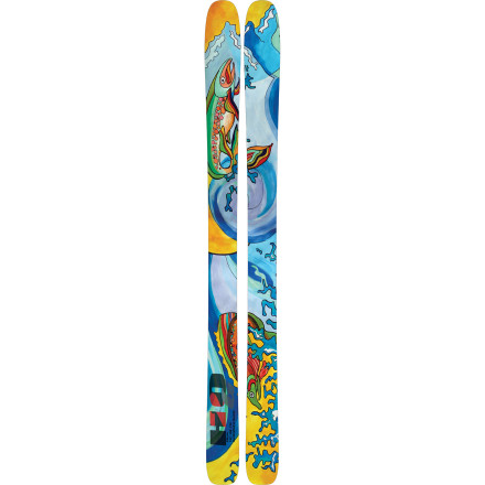 photo of a H2O Outdoor Gear alpine touring/telemark ski