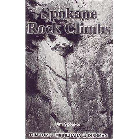 photo: AlpenBooks Spokane Rock Climbs us pacific states guidebook