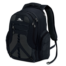 photo: High Sierra Burnout Backpack daypack (under 2,000 cu in)