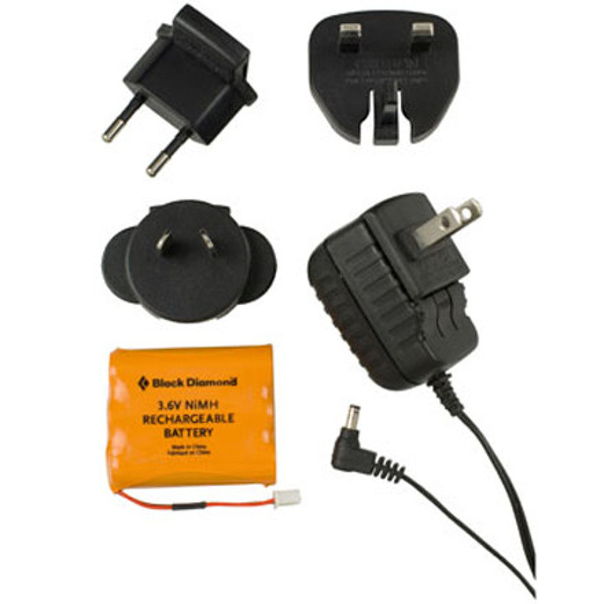 photo: Black Diamond NRG Rechargeable Battery Kit power storage