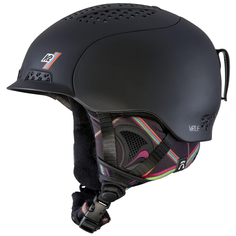 photo: K2 Virtue Snow Helmet snowsport helmet