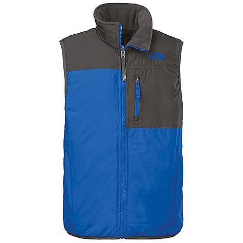 photo: The North Face Insulated Reversible Ledger Vest synthetic insulated vest