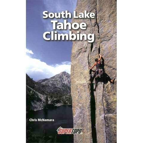 photo: SuperTopo South Lake Tahoe Climbing us pacific states guidebook