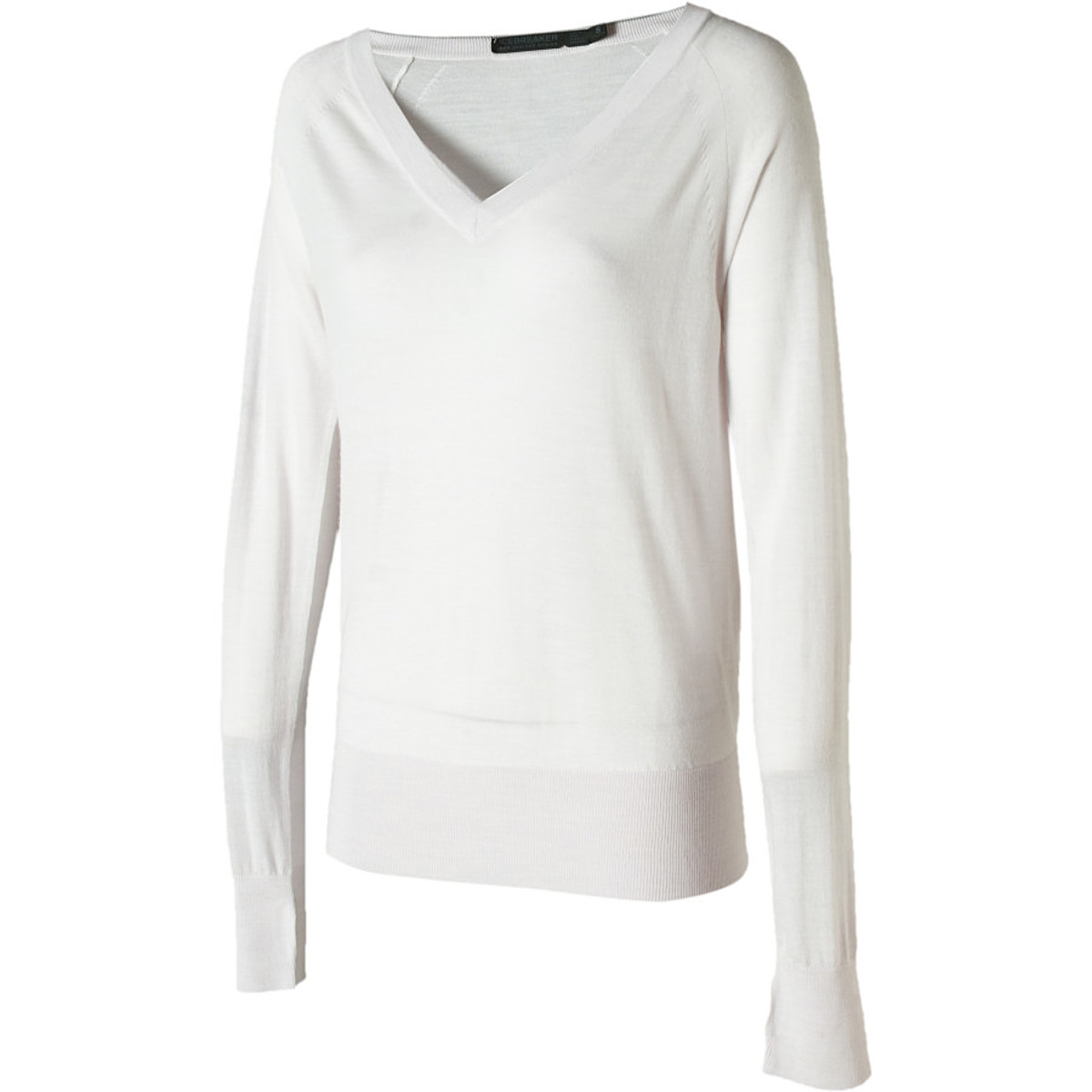 Icebreaker Athena V-Neck Long Sleeve