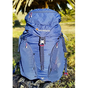 photo: Montane Grand Tour 50 weekend pack (50-69l)