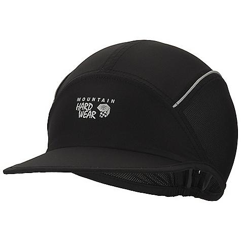 photo: Mountain Hardwear Women's Geist Running Cap cap