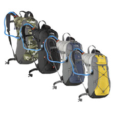 photo: The North Face Hammerhead hydration pack
