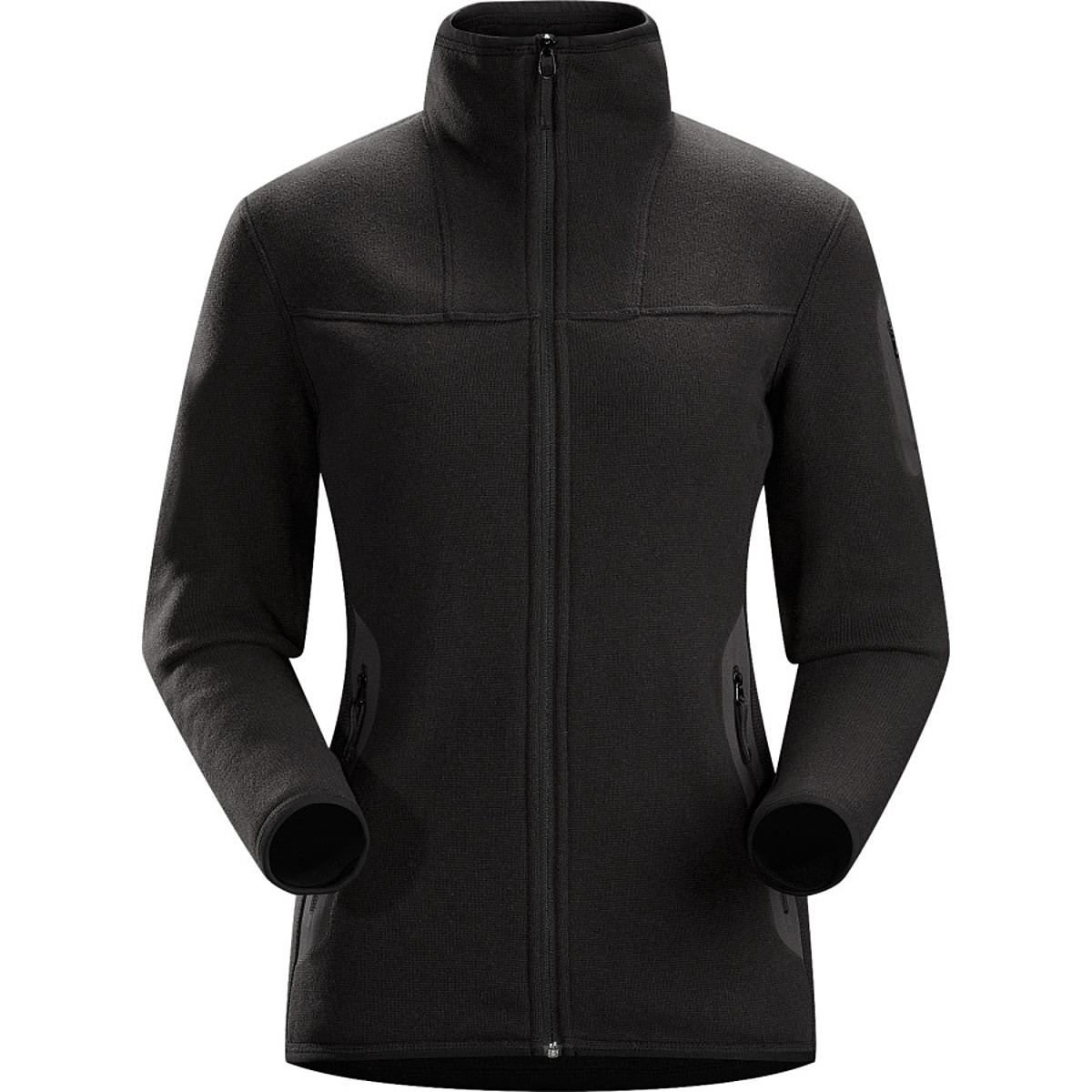 photo: Arc'teryx Women's Covert Cardigan fleece jacket