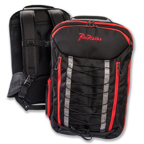 photo: RailRiders Journey overnight pack (35-49l)