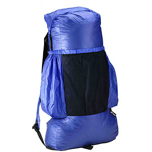 photo: Gossamer Gear G5 overnight pack (2,000 - 2,999 cu in)