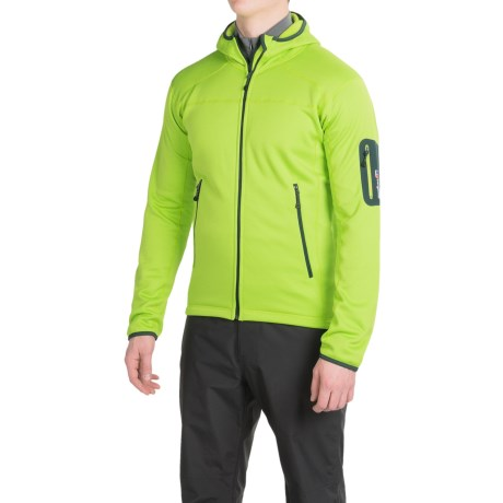 Berghaus Pravitale Hooded Fleece Jacket