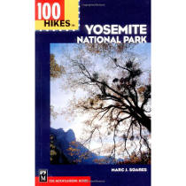 photo: The Mountaineers Books 100 Hikes in Yosemite National Park us pacific states guidebook