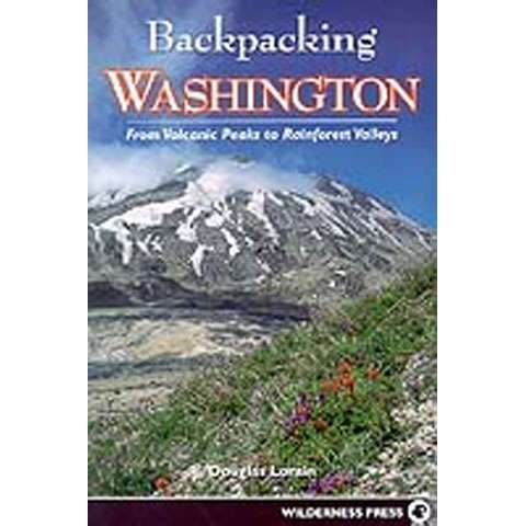 photo: Wilderness Press Backpacking Washington us pacific states guidebook