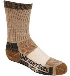 WrightSock Merino TRL Crew Sock