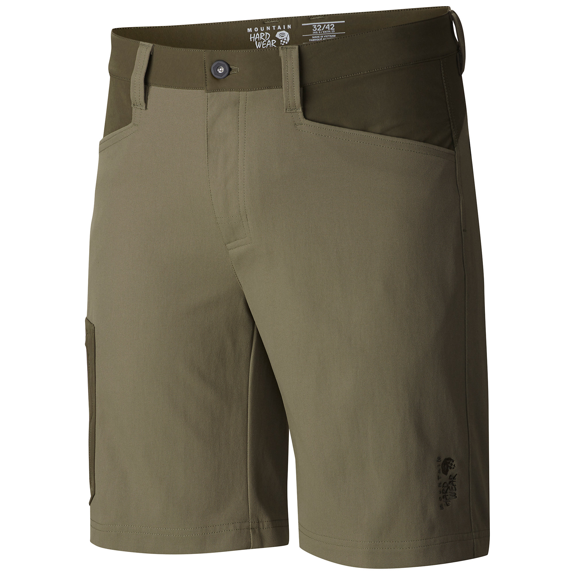photo: Mountain Hardwear Sawhorse Short hiking short