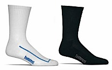 photo: Feetures! Light Multi-Sport Crew Sock liner sock