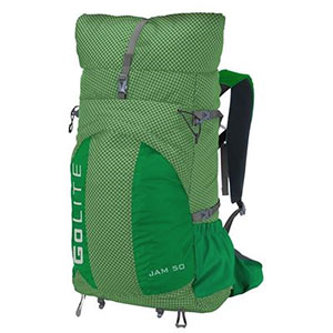 photo: GoLite Jam 50L weekend pack (3,000 - 4,499 cu in)