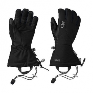 photo: Outdoor Research Women's Southback Gloves insulated glove/mitten
