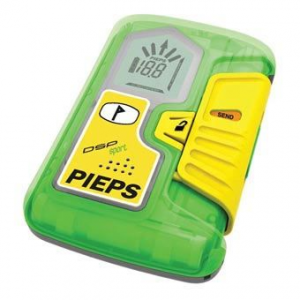 photo: Pieps DSP Sport avalanche beacon