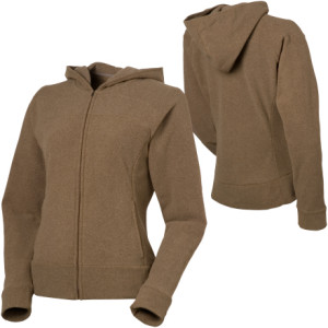photo of a Water Girl fleece jacket