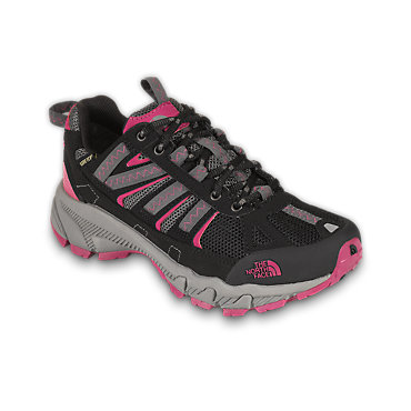 photo: The North Face Women's Ultra 50 GTX trail running shoe