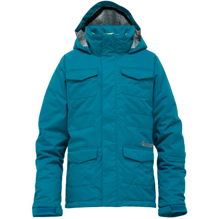 photo: Burton Prism System Jacket component (3-in-1) jacket
