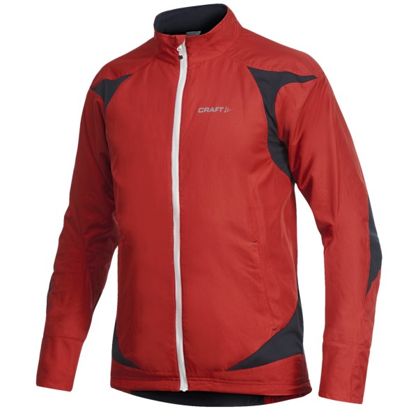 photo: Craft Men's PXC Light Jacket fleece jacket