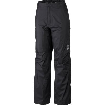 photo: Mountain Hardwear Women's Alkane Pant waterproof pant